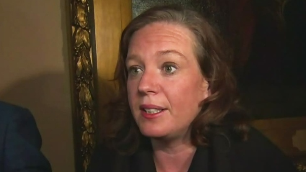 MPP Lisa McLeod reveals she told party officials