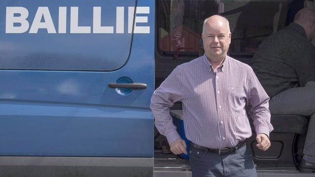 N.S. Progressive Conservative leader Jamie Baillie