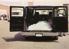 1994 crime scene where Melonie's body was found
