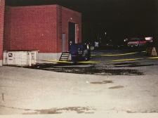 1994 crime scene where Melonie's body was found in