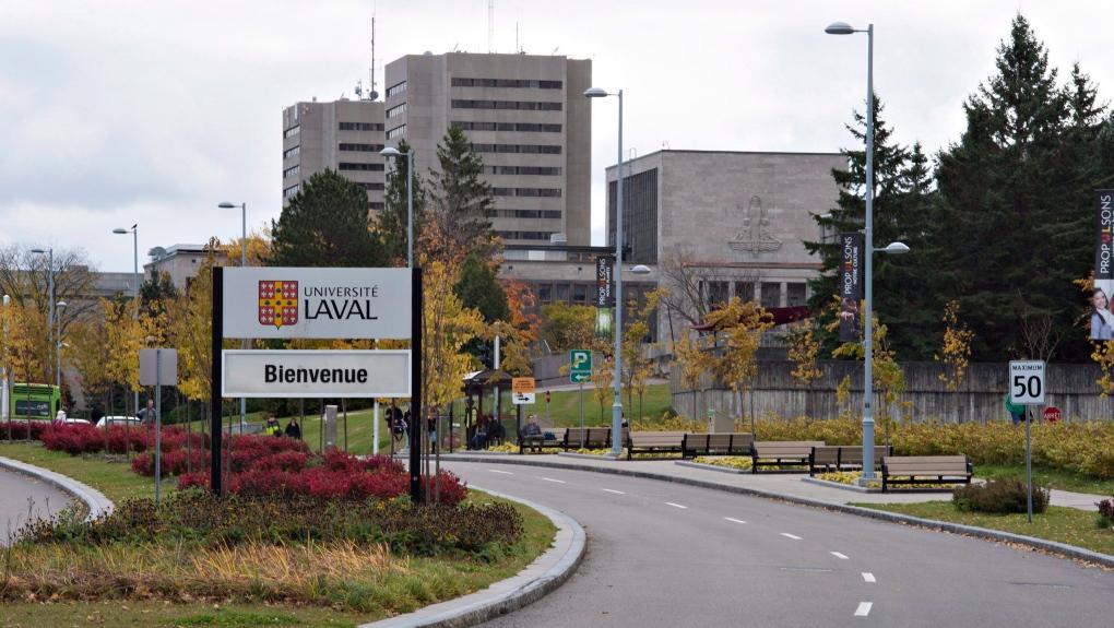 Laval University campus