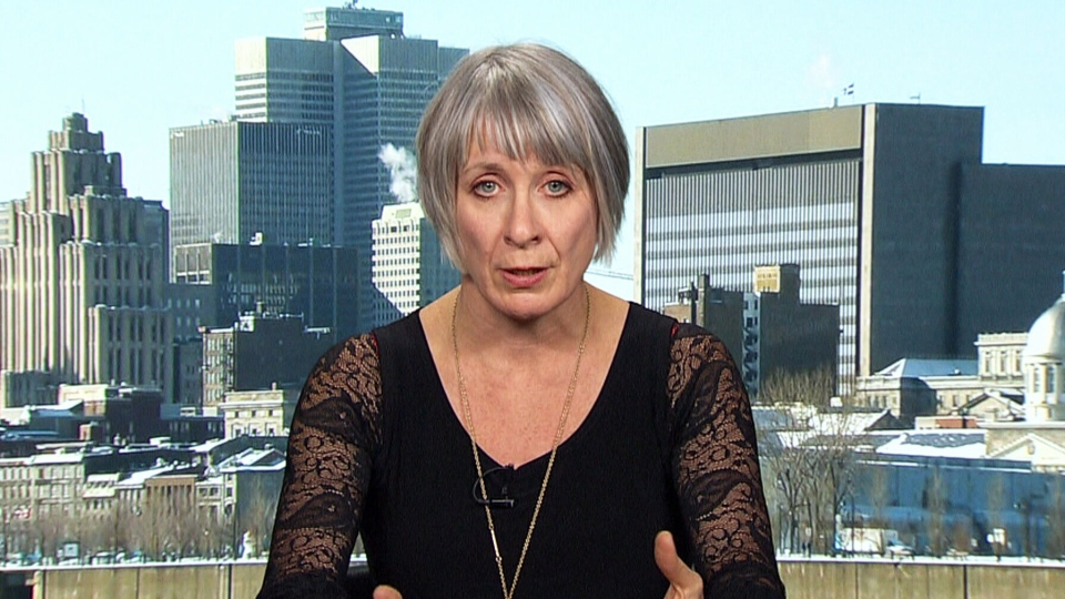 Labour Minister Patty Hajdu speaks to CTV Question Period's Evan Solomon about sexual misconduct in politics. (CTV News)