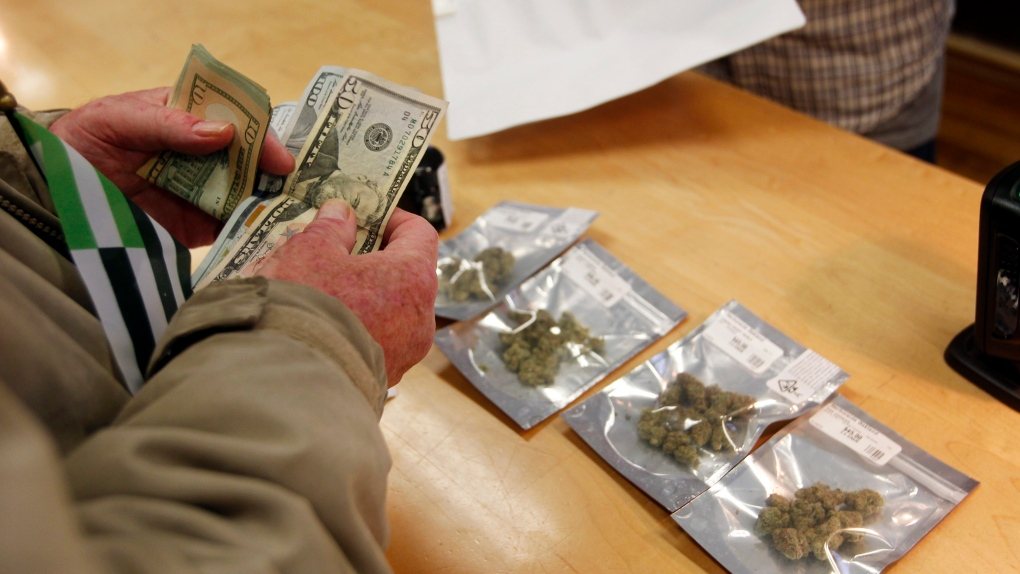 Where's the pot? California tracking system unlikely to know