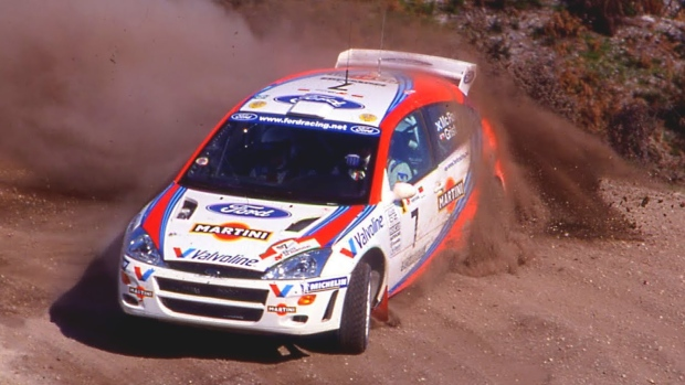 Colin Mcrae S 1999 Ford Focus Wrc To Be Auctioned Ctv News Autos