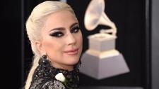 Lady Gaga at Grammy Awards