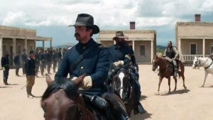 Mose at the Movies: 'Hostiles'