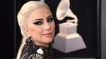 Lady Gaga arrives at the 60th annual GrammyAwards at Madison Square Garden on Sunday, Jan. 28, 2018, in New York. (Photo by Evan Agostini/Invision/AP)