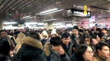 Issues cause massive delays on TTC Line 1