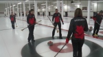 Team Homan just days away from Olympics
