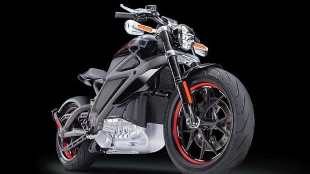 Harley-Davidson LiveWire concept