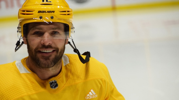 Fisher to finish retirement, rejoin Predators