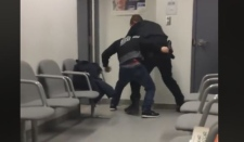 Image result for Man, 18, shot by security officer in Maniwaki courthouse