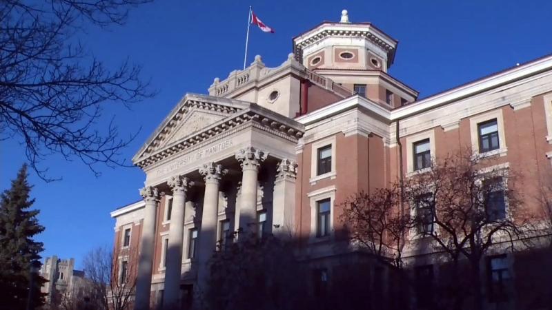 University of Manitoba (file image)