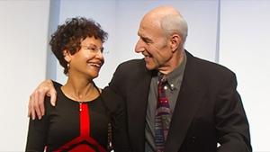 Sima Sharifi and Arnold Witzig