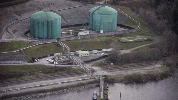 Kinder Morgan Trans Mountain Expansion Project