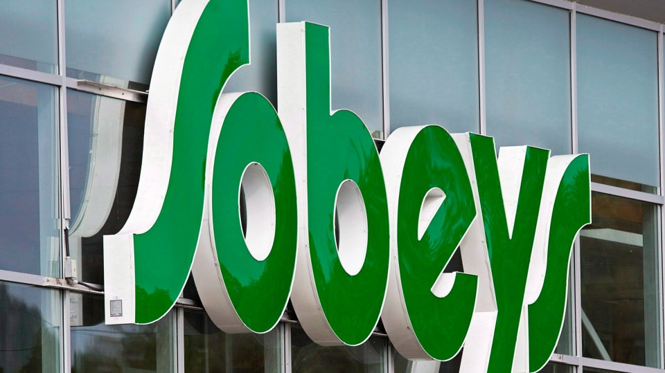 A Sobeys grocery store is seen in Halifax on Thursday, Sept. 11, 2014. (Andrew Vaughan/THE CANADIAN PRESS)