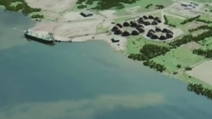 CTV Montreal: Port wants expansion