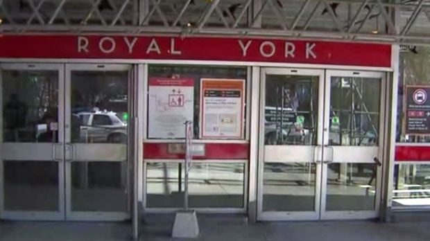 'Deliberate' act of vandalism forces closure of Royal York subway station: TTC