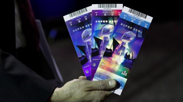 Super Bowl 52 tickets