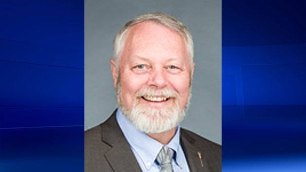 The UCP announced the abrupt resignation of Don MacIntyre, the MLA for Innisfail-Sylvan Lake on Friday. (Legislative Assembly of Alberta)