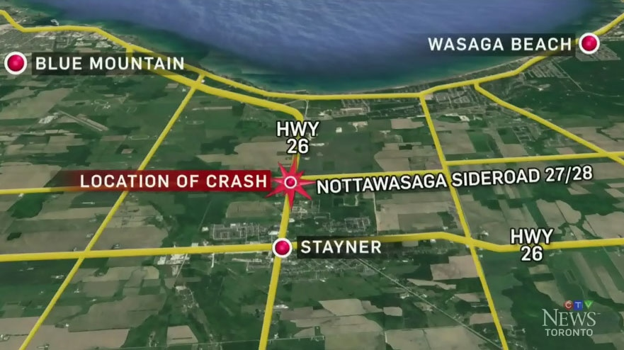 Six children, two adults hurt in head-on crash with