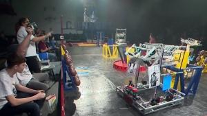 CTV Montreal: Robotics competition