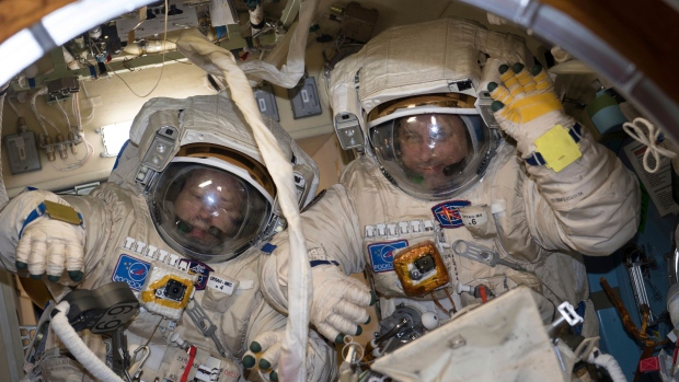 International Space Station holidays: Tourists to go on SPACEWALKS in MONTHS