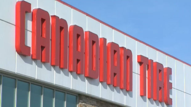 Calgary woman blames canadian tire for month of auto drama for Housse auto canadian tire