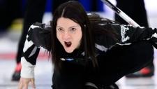 Wild Card skip Kerri Einarson