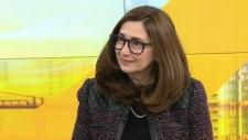 Toronto-based fertility lawyer Sherry Levitan