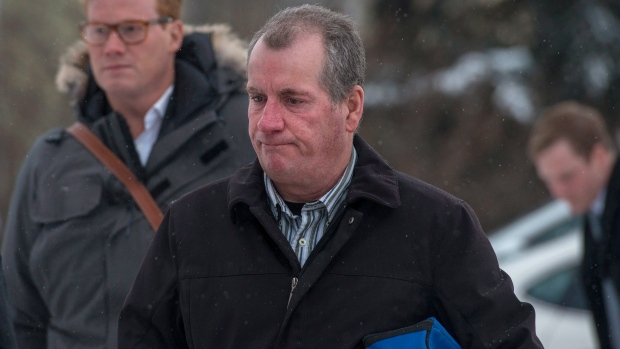 Stanley to appear in provincial court today on firearms storage charges