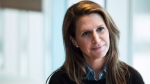 Caroline Mulroney is photographed during an interview in Toronto, on Sunday, February 4, 2018. THE CANADIAN PRESS/Christopher Katsarov