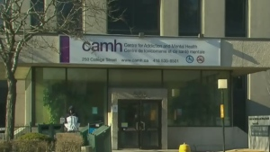 CTV News Channel: New CAMH research hub