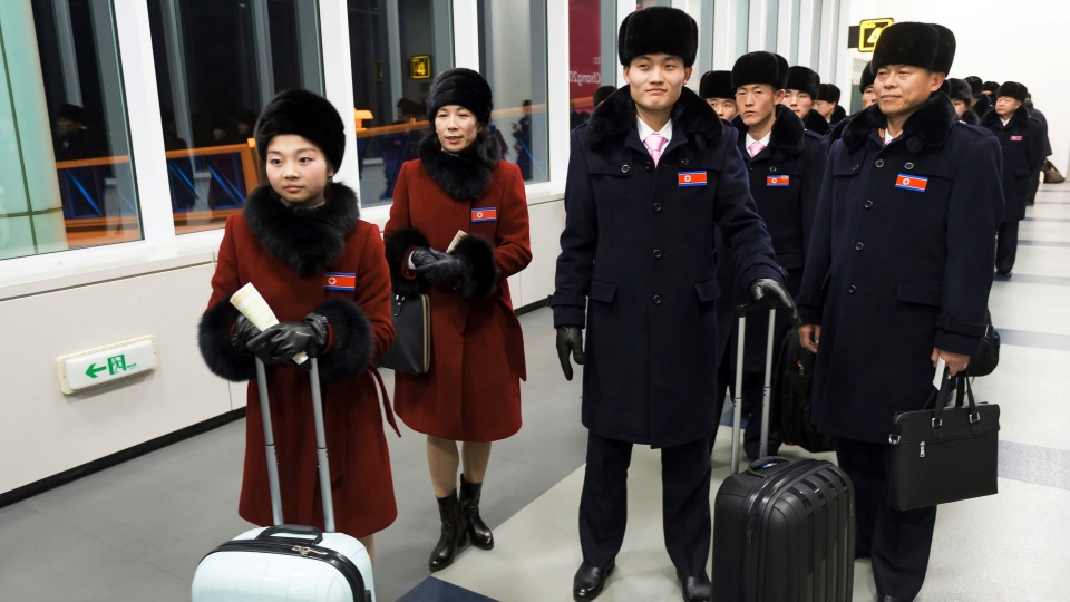 Image result for Seoul to pay North Korean delegation trip to Winter Games