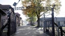 Auschwitz in Oswiecim, Poland