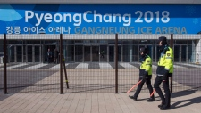 Pyeongchang security