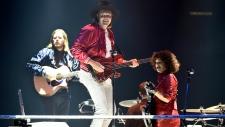 Arcade Fire perform