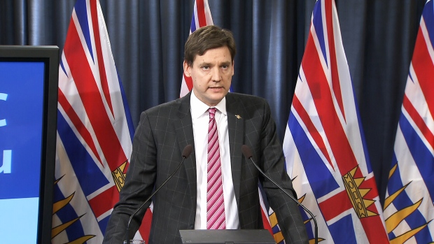 Province announces ICBC changes it claims will save $1B a year