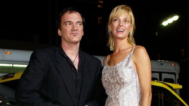 'Kill Bill' Producer Issues Statement on Uma Thurman's Car Crash