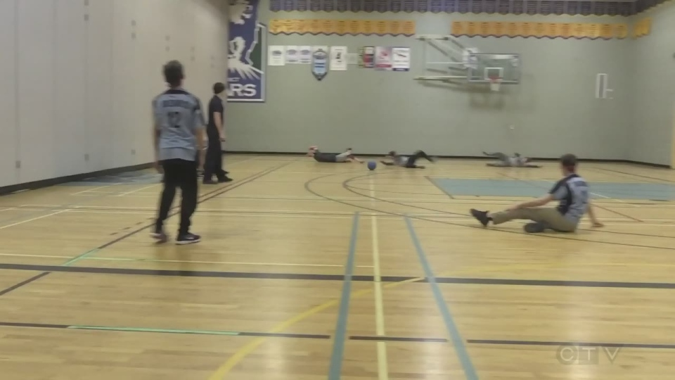 Goalball is an inclusive sport