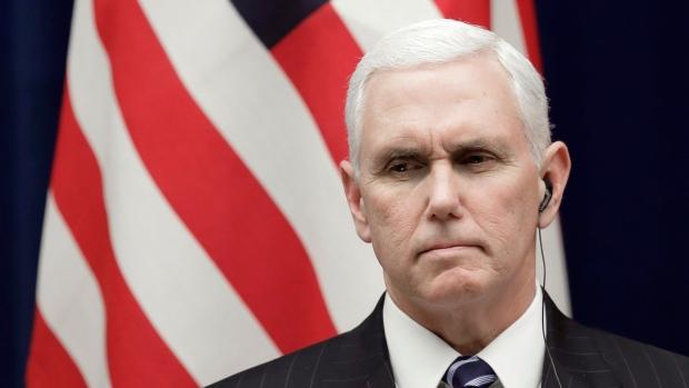 Pence says U.S. to unveil 'toughest' sanctions on N. Korea