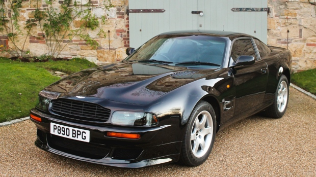 Rare Aston Martin Built For Elton John Up For Auction CTV News Autos - Aston martin v8