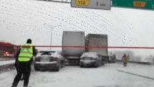 Highway 20, crash