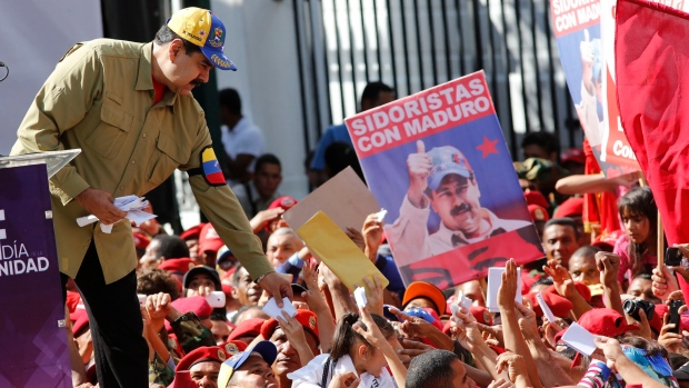 Venezuela Presidential Elections Set for April 22