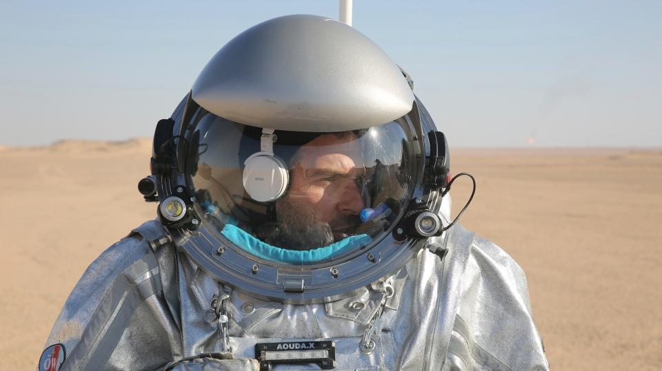 Mars mission in Oman