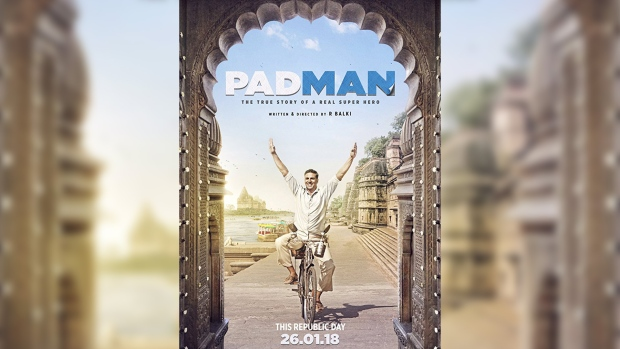 'Pad Man' will bring changes in society: Akshay Kumar