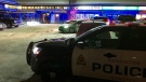 Police were called to the Beer Hunter Bar and Grill late Wednesday, February 7, after a man was stabbed.