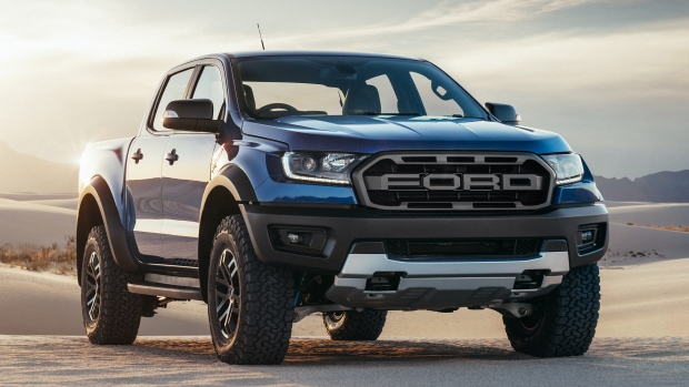 Ford unleashes Ranger Raptor