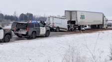 Highway 403 crash