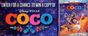 Disney Pixar's Coco Rotator
